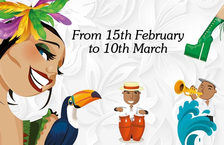 Calendario Carnaval 2020 Las Palmas.Las Palmas De Gran Canaria Carnival
