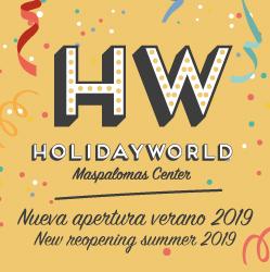 Publicidad Holiday World