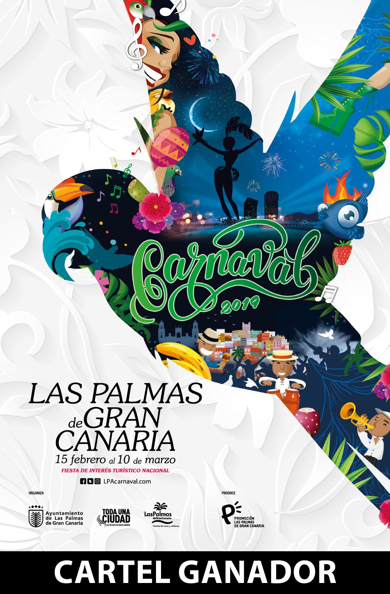 Calendario Carnaval 2020 Las Palmas.Carnaval Las Palmas De Gran Canaria