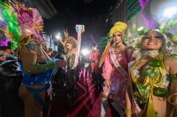 Érase una vez... un fin de semana grande de Carnaval