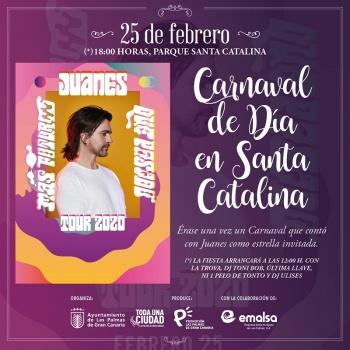 Santa Catalina: el corazón del Carnaval también late de día