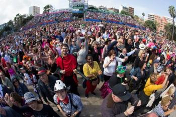 Santa Catalina: Das Herz des Karnevals schlägt auch tagsüber