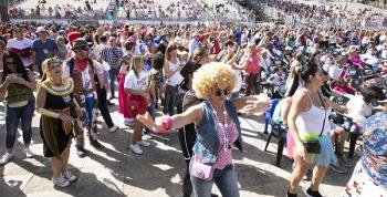 Carnaval recupera la mayor parte de los actos cancelados por la alerta