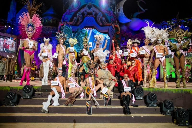 La Gala Drag Queen transformará Santa Catalina en un jardín mágico