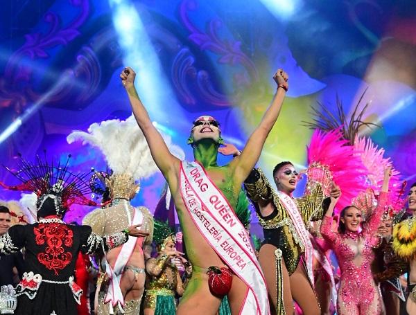Sethlas, Drag Queen de Las Palmas de Gran Canaria 2020