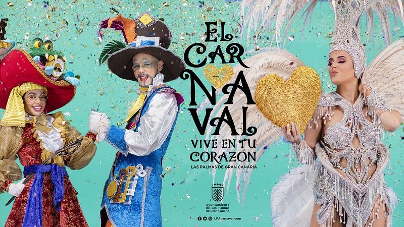 «El Carnaval vive en tu corazón», el Ayuntamiento dinamiza al sector con un plan de acciones basado en las emociones que la fiesta despierta