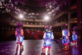 El Carnaval de Las Palmas de Gran Canaria viaja en el tiempo y repasa sus 45 años de historia