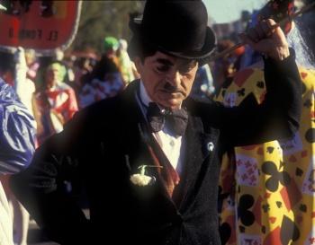 Die Erinnerung an Charlie Chaplin im Karneval von Las Palmas de Gran Canaria