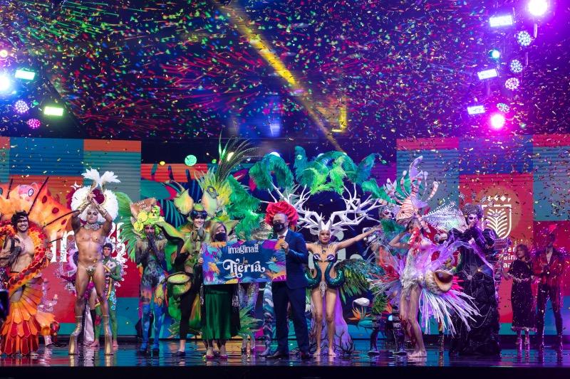 Las Palmas de Gran Canaria will dedicate its next Carnival to Planet Earth