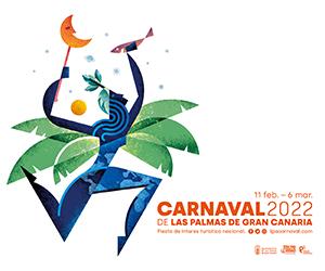 Un cartel de Vicent Ramon Pascual para el Carnaval de La Tierra