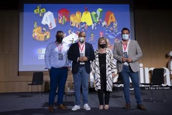 Cuatro de los carnavales más importantes de Canarias comparten su trabajo en la preparación de las fiestas en 2022 en un panorama incierto