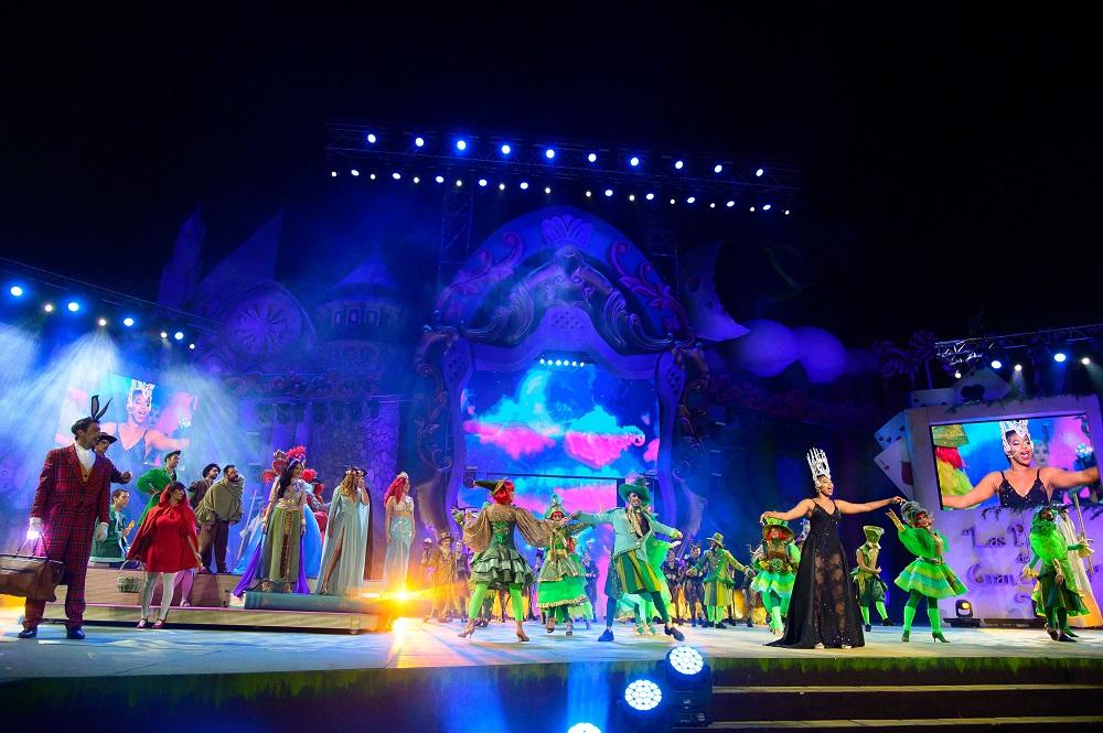 Carnaval abre el plazo de inscripción a profesionales para el diseño artístico del escenario