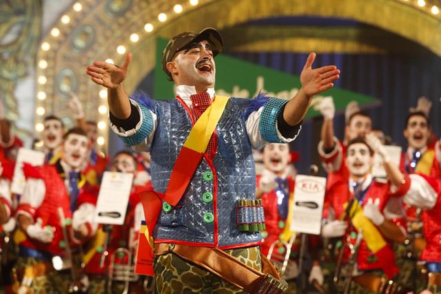 22 murgas y 16 comparsas adultas e infantiles, en el Carnaval del Mundo de la Fantasía