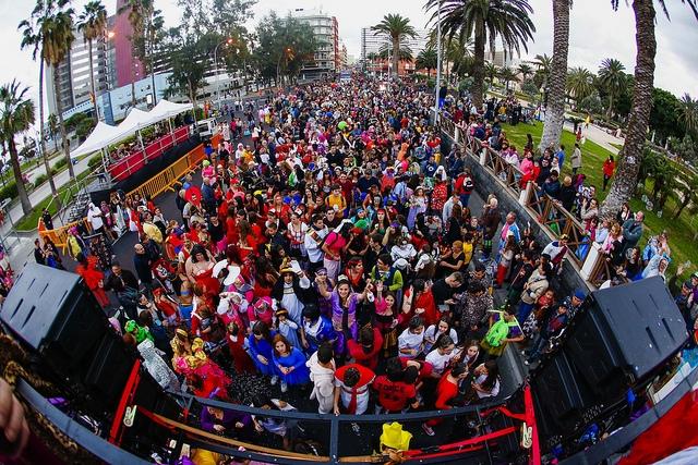 El plazo para presentar cartel al concurso del Carnaval de 'Los locos años 20' finaliza el 4 de septiembre