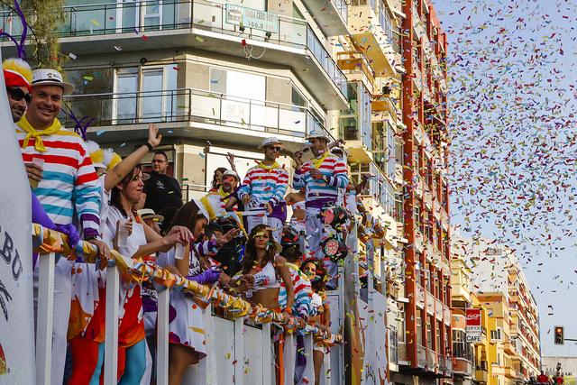 Modificación de las bases de las cabalgatas del Carnaval 2014