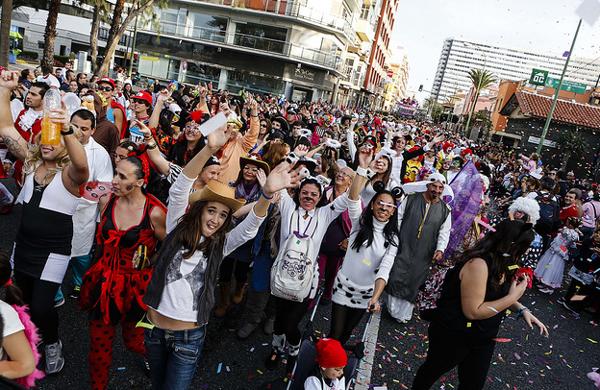 Abierto el plazo de inscripción para los concursos y galas del Carnaval del Mundo de la Fantasía