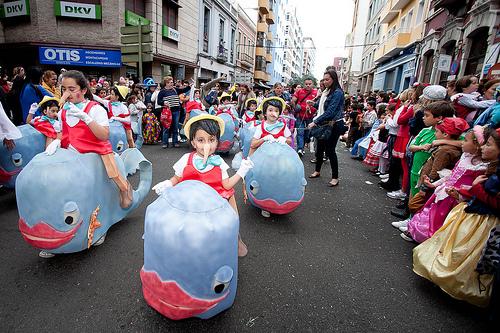 El domingo el Carnaval del Cómic vuelve a ser para los pequeños