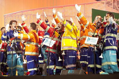 Los Legañosos abre hoy la primera fase del concurso de murgas del Carnaval del Cómic