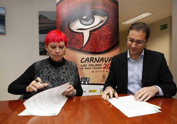 Tropical se convierte en patrocinador oficial del Carnaval de Las Palmas de Gran Canaria