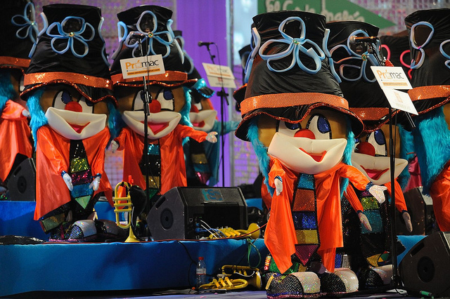 Abierto el plazo de inscripción para el concurso de murgas del Carnaval 2012