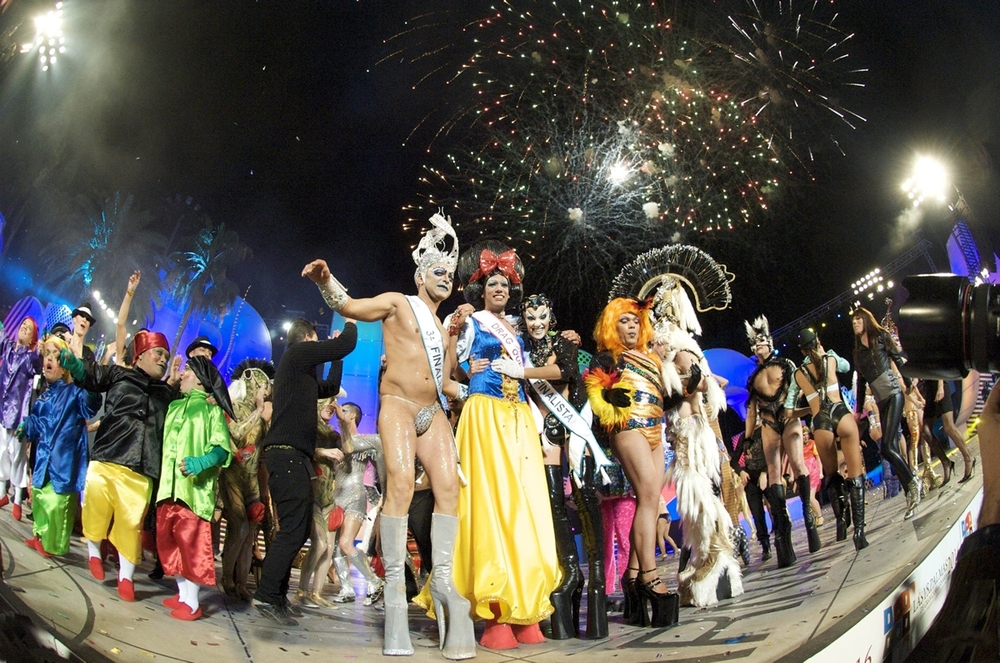 TVC retransmitirá los actos principales del carnaval 2011