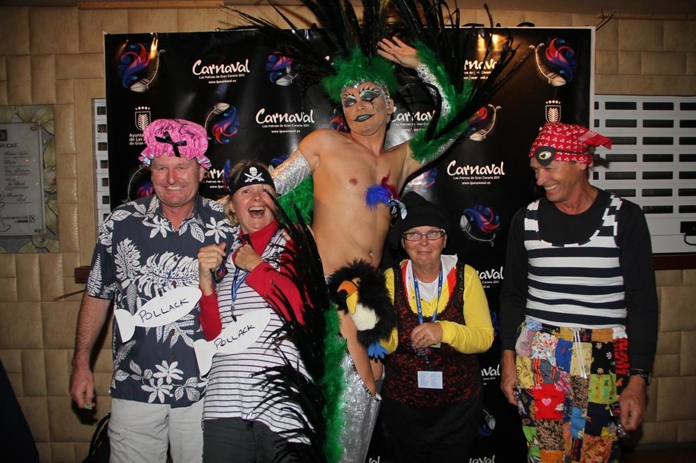 El Carnaval en la ARC