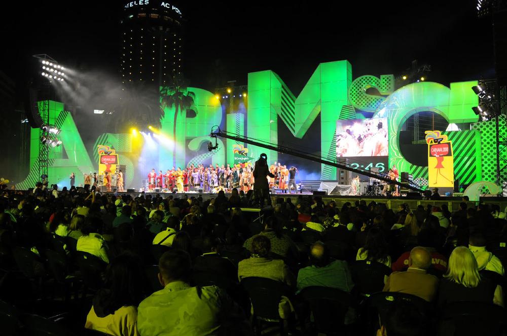 Mar y Culturas será la alegoría del Carnaval 2011 de Las Palmas de Gran Canaria