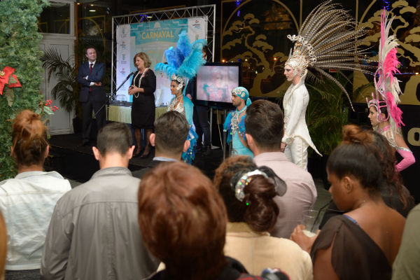 Los Chancletas abren el concurso de murgas del Carnaval de Los locos años 20
