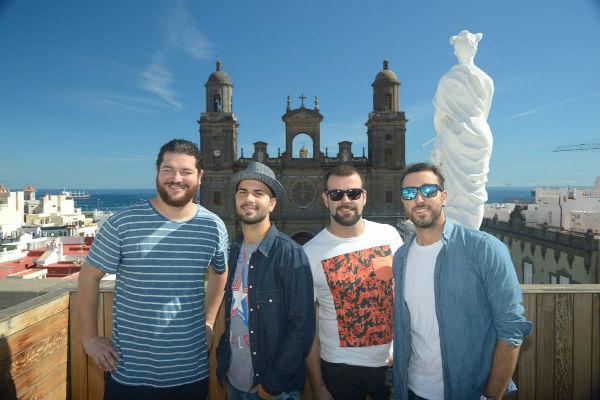 El pregón de Efecto Pasillo y un concierto de la Gran Canaria Big Band abren el Carnaval de Los locos años 20
