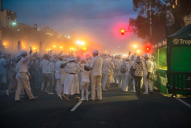 Lunes de Carnaval, fiesta sin pausa en Las Palmas de Gran Canaria