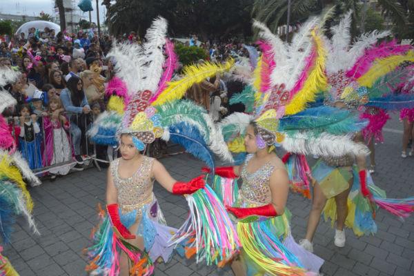 64.000 personas han disfrutado del Martes de Carnaval en Las Palmas de Gran Canaria