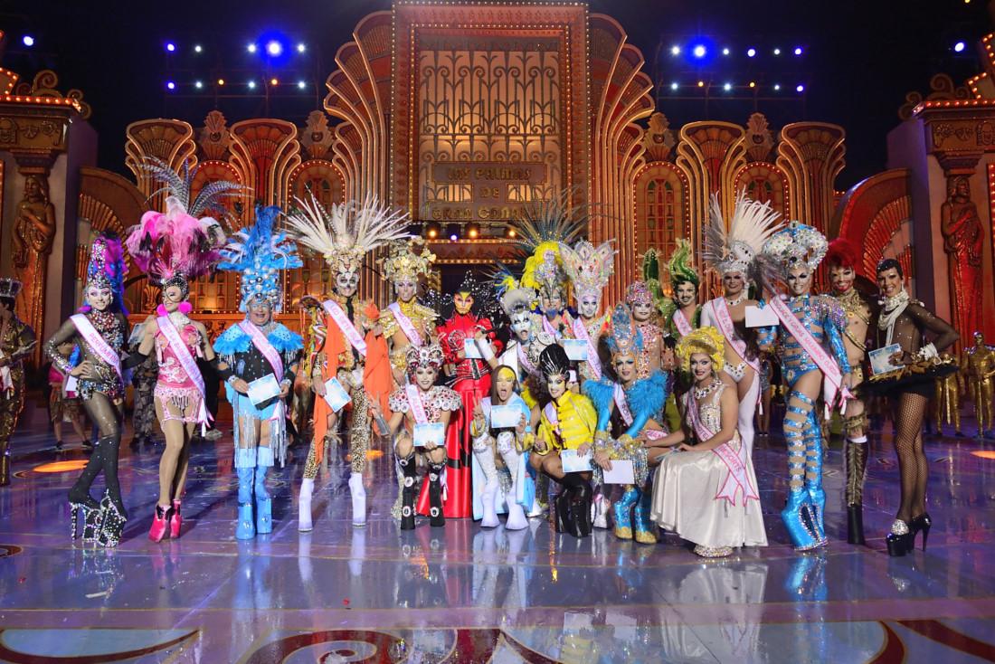 Veinte drag participarán en la gala del Carnaval de Los años locos 20