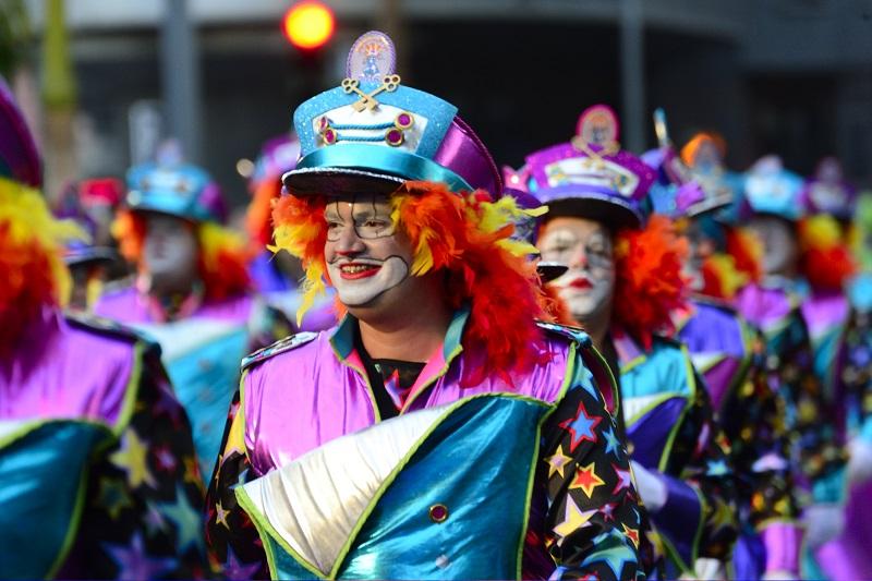 El Carnaval de La eterna primavera contará con 20 murgas y 17 comparsas (10 adultas y 7 infantiles)