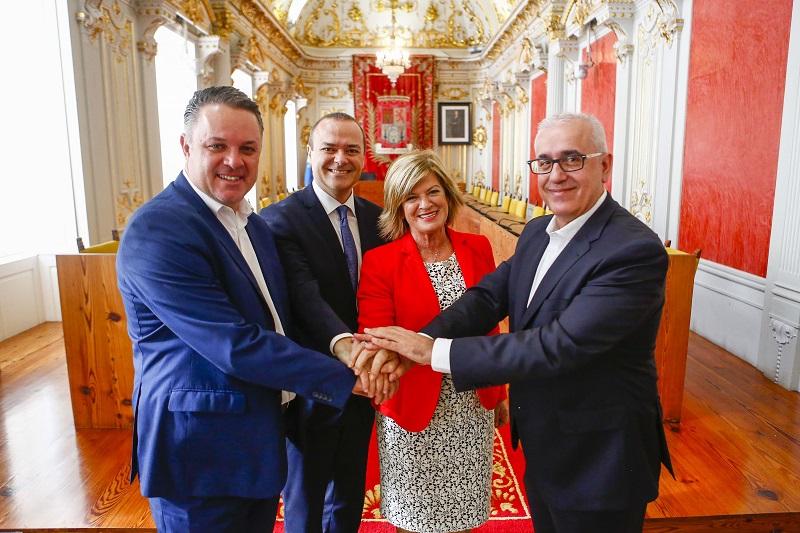 Radio Televisión Canaria y Televisión Española se ocuparán de la retransmisión del Carnaval de Las Palmas de Gran Canaria