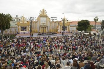 El Carnaval apuesta por la fiesta de día