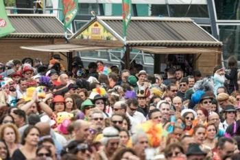 Las orquestas canarias y el concierto 40 Principales ponen música a las Noches y los Días del Carnaval de La eterna primavera