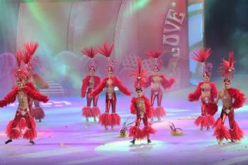La comparsa infantil Lianceiros Junior logra el primer premio de interpretación del Carnaval de La eterna primavera