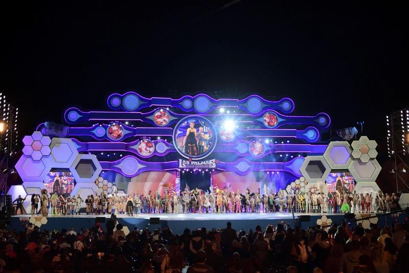 16 drags consiguen su pase a la Vigésima Gala Drag Queen del Carnaval Las Palmas de Gran Canaria