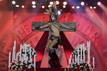Sethlas, vigésimo Drag Queen del Carnaval de Las Palmas de Gran Canaria