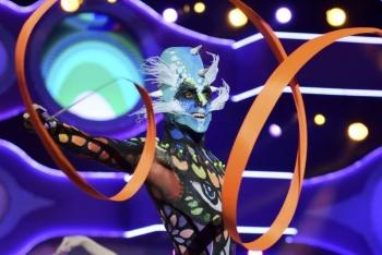 El trabajo de Nauzet Afonso se hace con el primer premio del Concurso de Maquillaje Corporal del Carnaval de La Eterna Primavera
