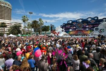 El Carnaval de Las Palmas de Gran Canaria logra la declaración de Fiesta de Interés Turístico Nacional