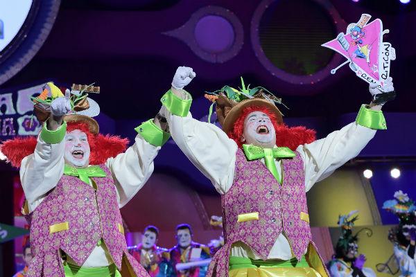 Veintiuna murgas, doce comparsas adultas y siete infantiles participarán en el Carnaval 2018