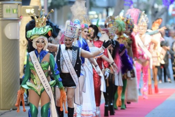 Carnaval reúne en un único acto público la presentación y el sorteo de participación de las candidatas a Reina y los aspirantes a Drag Queen 2018