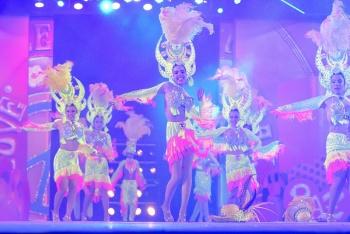 La cantera del Carnaval toma el parque de Santa Catalina