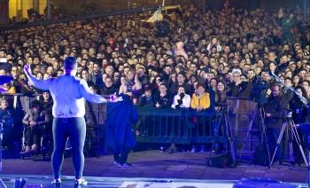 Kike Pérez: «Mi orgullo carnavalero se extiende a mi orgullo de canario universal»
