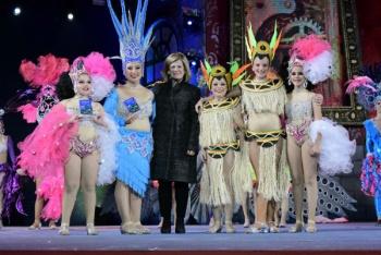 Diamantes obtiene el primer premio de interpretación y Chiramay el de vestuario en el concurso de comparsas infantiles