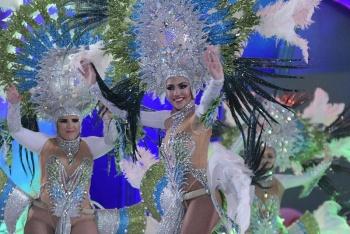Las comparsas devuelven la magia al Carnaval