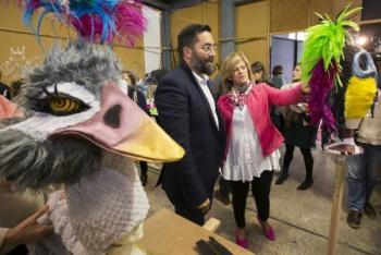 La gala de la Reina se transforma en un cuento musical fantástico para elegir a la regente del Carnaval 2018