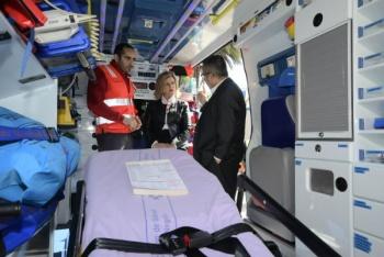 El dispositivo especial sanitario del Carnaval 2018 estará formado por 300 efectivos de Cruz Roja