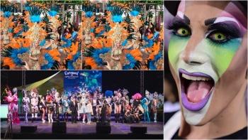 De Vegueta a Las Canteras, Las Palmas de Gran Canaria se llena de Carnaval en el fin de semana grande de la fiesta